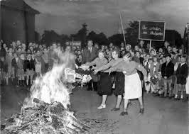 La follia nazista colpì anche la cultura