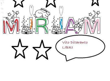 """""""Miriam"""", quando l'amore per una figlia sposa l'amore per la lettura"""