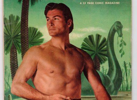 Auguriamo Buon Compleanno al Papà di Tarzan