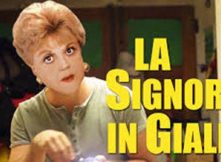 """Audio recensione su """"La Signora in Giallo"""""""