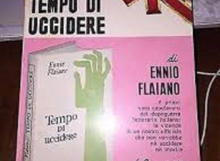 """Audio recensione di """"Tempo di uccidere"""", Ennio Flaiano"""