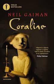 "Audio recensione de ""Coraline"" di Neil Gaiman"