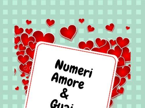 """Recensione de """"Numeri, amore & guai"""" di Silvestra Sorbera"""