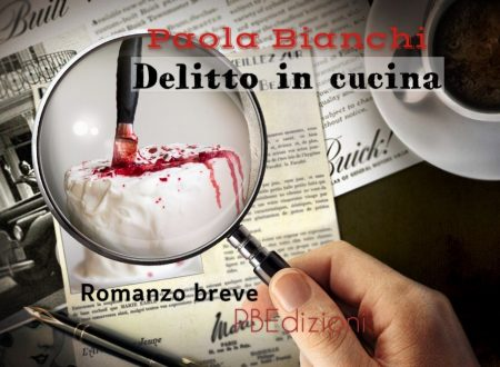 """Segnalazione """"Delitto in cucina"""" di Paola Bianchi"""