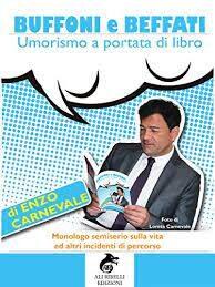 """Recensione de """"Buffoni e Beffati – Umorismo a portata di libro"""" di Enzo Carnevale."""